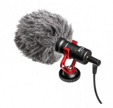 Boya BY-MM1 Microfon unidirectional