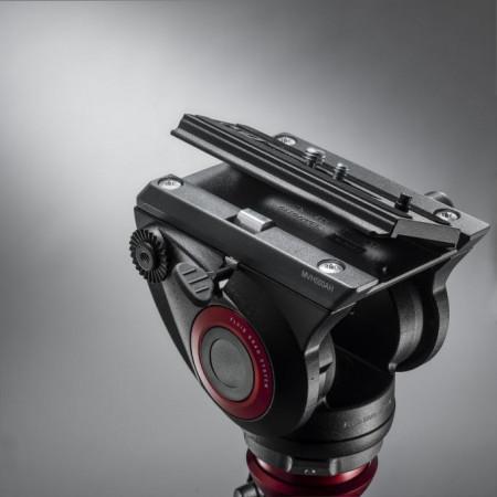 Manfrotto MVH500AH cap trepied video