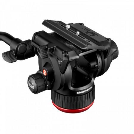 Manfrotto MVK504XTWINGA Kit Trepied video cu spreader de podea