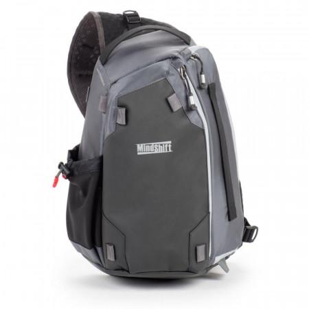 MindShiftGear PhotoCross 13 - Carbon Grey - rucsac cu o singura bretea