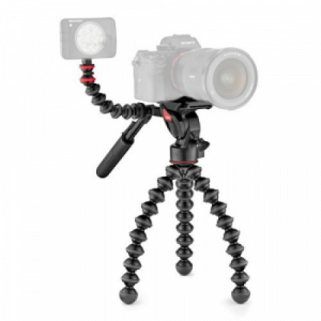 Pachet Joby GorillaPod 3K Video PRO minitrepied video+Manfrotto LED Lumimuse 3