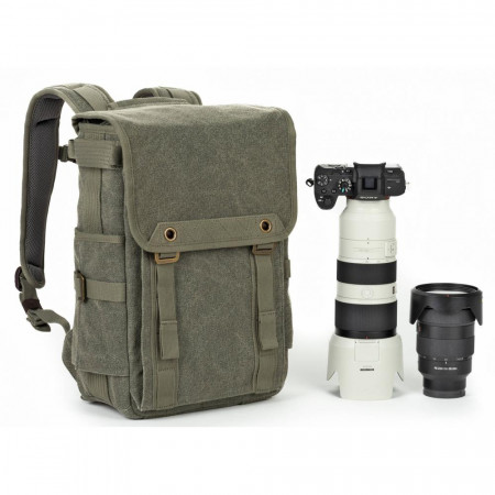 Think Tank Photo Retrospective 15 Backpack , Pinestone - Rucsac foto