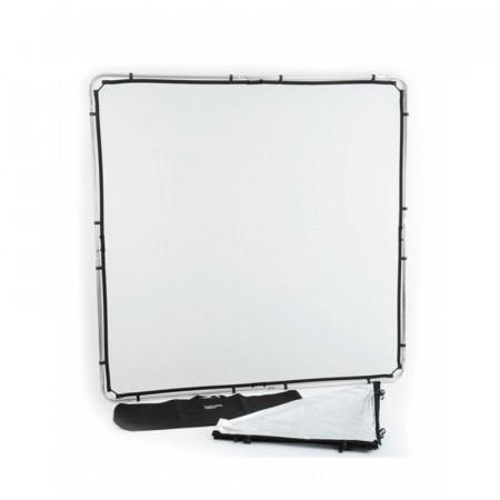 Lastolite Skylite Rapid Kit Rama cu panza Silver White si Difuzie 2x2m