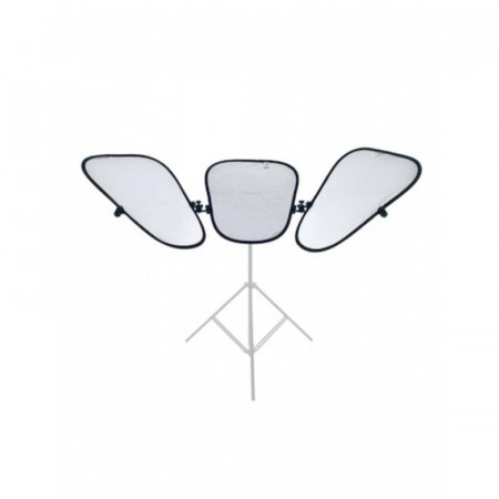 Lastolite Triflector MkII Panou Silver White cu rama