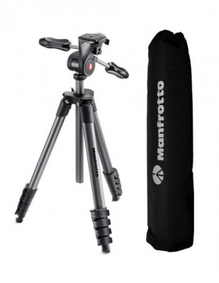 Manfroto Compact Advanced trepied foto
