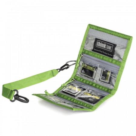 ThinkTank Secure Pixel Pocket Rocket -green- husa pentru carduri