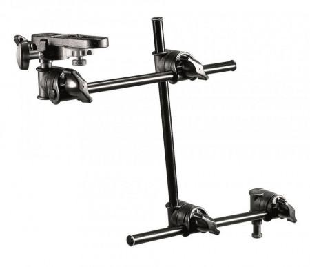 Manfrotto 196B-3 brat articulat cu adaptor camera