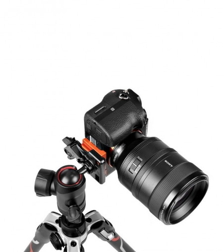 Manfrotto Befree Advanced Lever Trepied Foto Alpha Sony