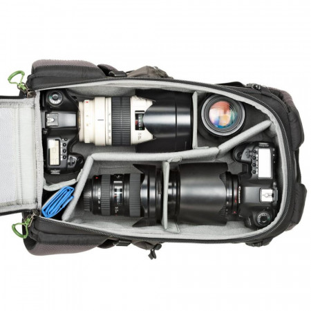 MindShift BackLight 18L Charcoal - rucsac foto