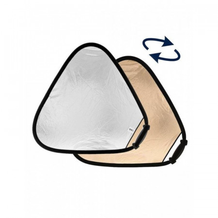 Lastolite Kit Reflector Trigrip Sunfire Silver 75cm