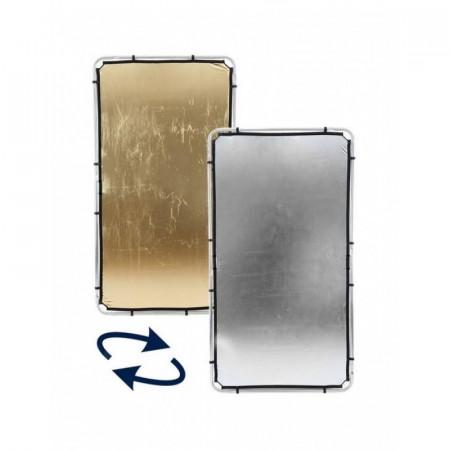 Lastolite Skylite Rapid Panza Gold Silver