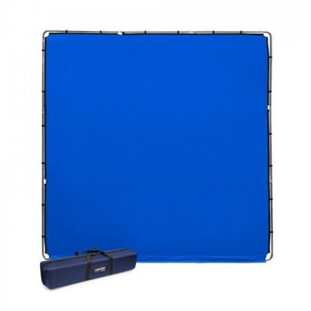 Lastolite StudioLink Kit Chroma Key albastru 3x3m