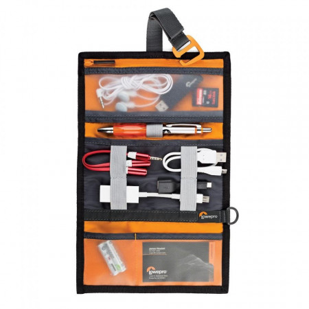 Lowepro GearUp Wrap organizator cabluri