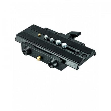 Manfrotto adaptor cu placuta culisanta 357