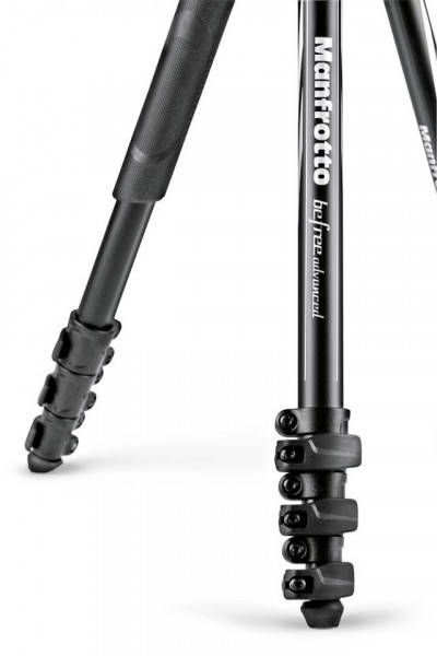 Manfrotto Befree Advanced Kit Trepied Foto Lever