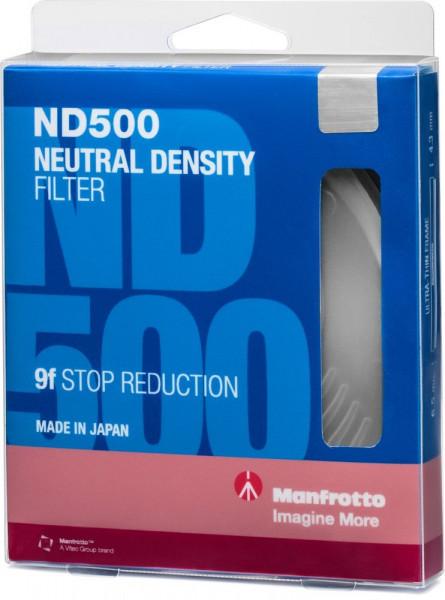 Manfrotto Filtru ND500 Slim 67mm