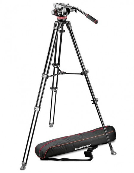 Manfrotto MVK502AM Kit trepied video
