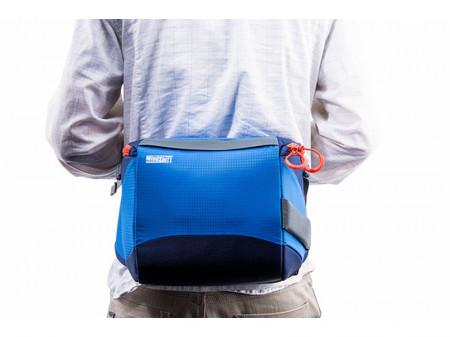 MindShift Rotation180 Horizon - Tahoe Blue - rucsac de calatorie cu borseta foto