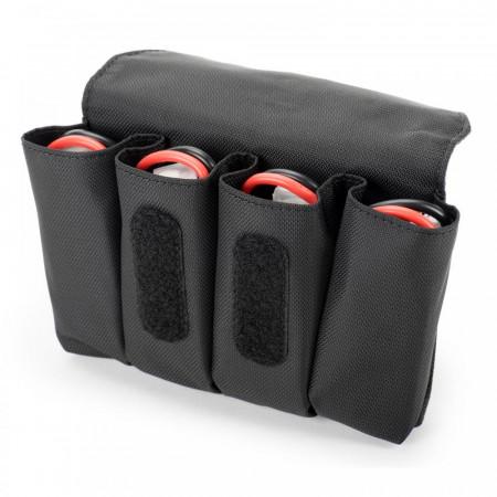 Think Tank FPV 4 Battery Holder - Black+Gray