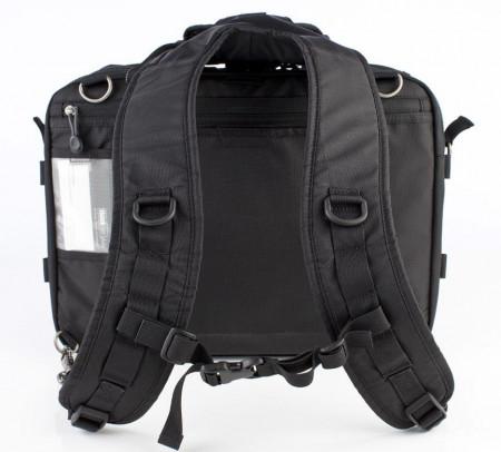 Think Tank Shoulder Harness V2.0 Black - bretele care transforma geanta de umar in rucsac foto