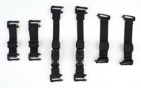 Think Tank Urban Disguise Attachment Straps - sistem de curele pentru atasarea accesoriilor de genti , rucsacuri