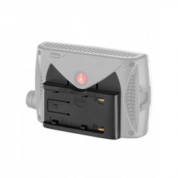 Manfrotto adaptor acumulator panou led Spectra