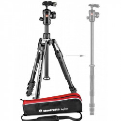 Manfrotto Befree 2N1 trepied cu transformare in monopied