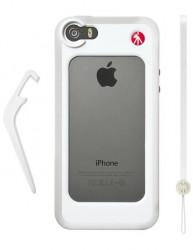 Manfrotto Carcasa Alba iPhone 5 5S