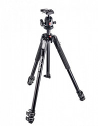 Manfrotto MK190X3-BH Kit trepied foto cu cap bila