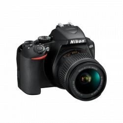 Nikon D3500 Kit AF-P 18-55mm VR (black)