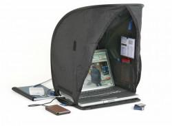 Think Tank Pixel Sunscreen V2.0 - husa soare pliabila parasolar - pentru laptop