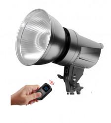 Tolifo Lampa foto-video Led 5600K 60W cu prindere Bowens