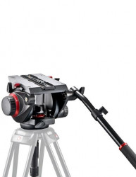 Manfrotto 509HD cap trepied video