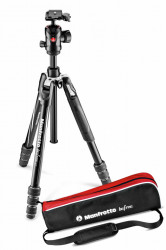 Manfrotto Befree Advanced GT trepied foto aluminiu twist