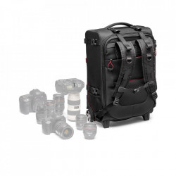 Manfrotto Reloader Switch 55 PL Rucsac foto Troller foto 2 in 1