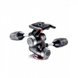 Manfrotto X-PRO 3-Way cap foto cu manere retractabile Open box