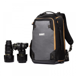 MindShiftGear PhotoCross 15 Backpack - Orange Ember - rucsac foto