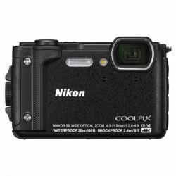 Nikon COOLPIX W300 Holiday kit (black)