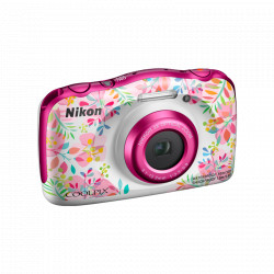 Nikon COOLPIX WATERPROOF W150 backpack kit (flowers)