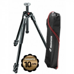 Pachet Manfrotto 290 XTRA trepied foto + Manfrotto Cap video fluid 700RC