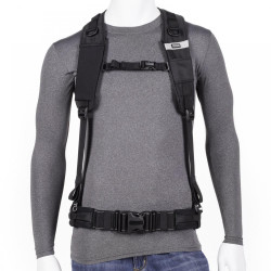 Think Tank Pixel Racing Harness V3.0 - Black - bretele centura foto