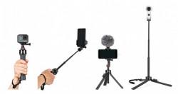 Joby GripTight PRO TelePod Minitrepied telescopic cu telecomanda si microfon