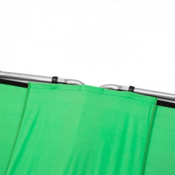 Lastolite Kit de conectare pentru panouri Chroma Key verde 2.3m