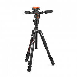 Manfrotto Befree Live 3Way Alfa Kit Trepied foto video fluid