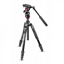 Manfrotto Befree Live Kit Trepied Video Twist