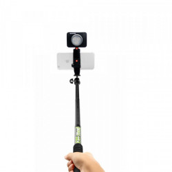 Manfrotto Kit Selfie Vlogging cu LED 3
