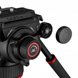 Manfrotto MVK504XCTALL Kit Trepied video