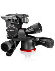 Manfrotto XPRO Geared 3 Way Adapto - Cap foto micrometric