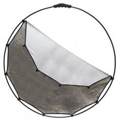 Lastolite Kit Reflector HaloCompact Sunlite SoftSilver 82cm