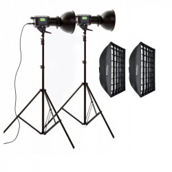 Lastolite RayD8 Kit lumina pentru foto-video de portret